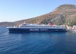 Photo of NISSOS RODOS ship