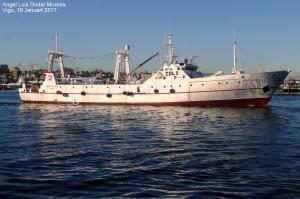 Photo of ARGOS GALICIA ship