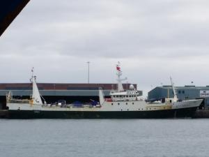 Photo of NEW POLAR ship