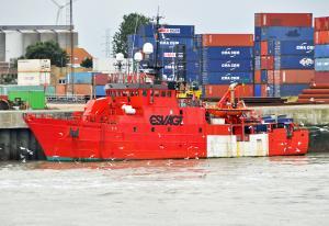 Photo of ESVAGT SUPPORTER ship