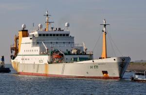 Photo of CORNELIS VROLIJK FZN ship
