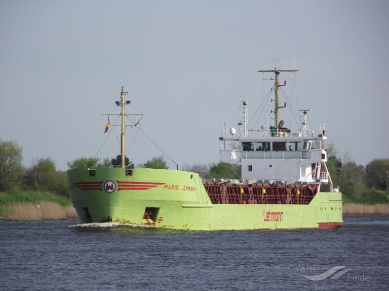 MARIE-B (MMSI: 304323000) ; Place: Kiel_Canal, Germany