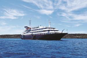 Photo of Silver Galapagos ship