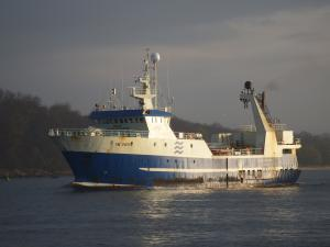 Photo of HRAFN SVEINBJARNAR ship