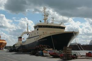 Photo of SANTA PRINCESA ship