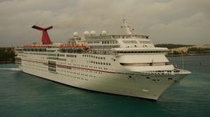 Photo of Carnival Ecstasy ship
