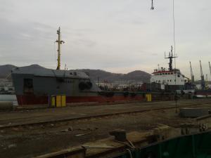 Photo of FOKINO ship