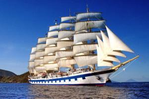 Photo of Royal Clipper ship