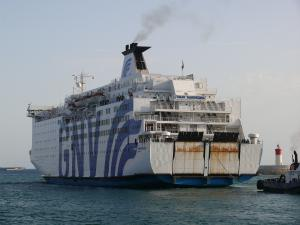 Photo of GNV CRISTAL ship