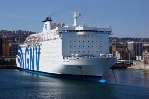 Photo of GNV ATLAS ship