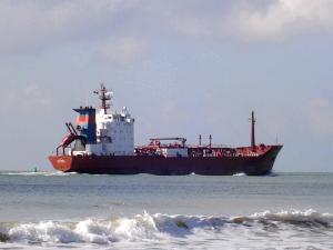 Photo of ETAGAS ship