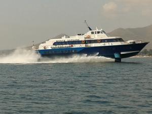 Photo of MONTE GARGANO ship