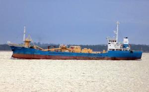Photo of CANGGIH ship