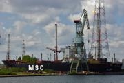 MSC SABRINA (MMSI: 356101000)