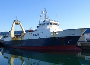 Photo of F\V CAP NORD ship