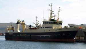 Photo of BREIDANES ship