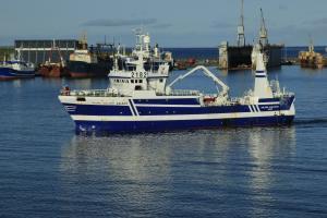Photo of BALDVIN NJALSSON GK ship