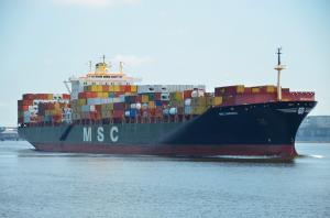 Photo of MSC SARISKA ship