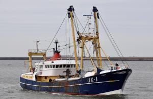 Photo of UK1 ALBERT ship