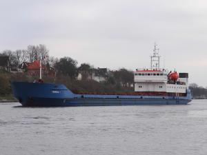 Photo of TYUMEN-1 ship