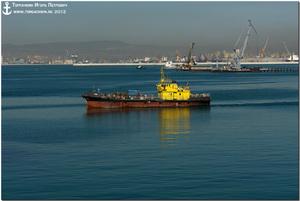 Photo of BAKLAN ship