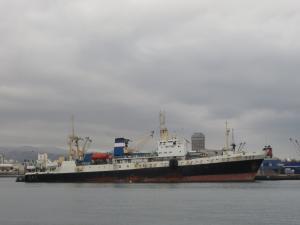 Photo of AN XING HAI ship