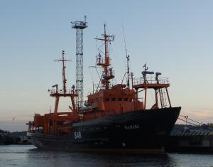 Photo of LTU SAR SHIP SAKIAI ship