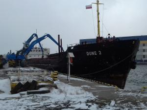 Photo of DUNE 2 ship