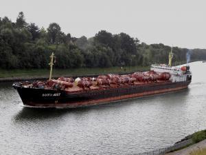Photo of VOLGA-4007 ship