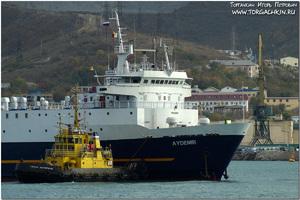 Photo of TIGRAN MARTIROSYAN ship