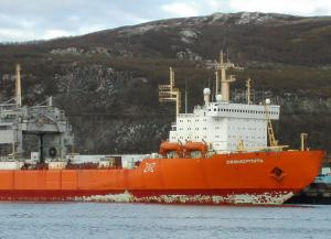 Photo of SEVMORPUT ship