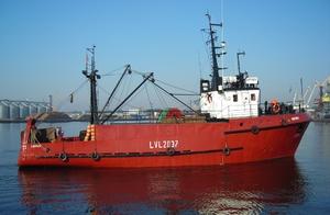 Photo of BURTNIEKI ship