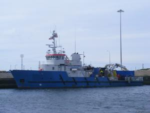 Photo of TETHYS SUPPORTER ship