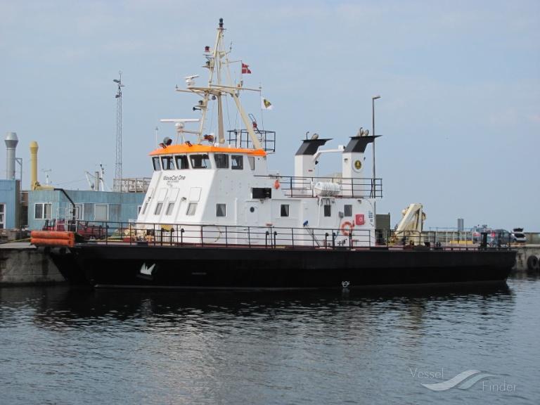 SILJA (MMSI: 219014412) ; Place: Grenaa - Denmark