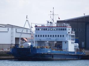 Photo of JOLINE ship
