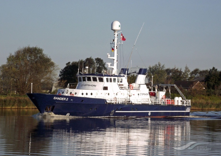 FREDERIK (MMSI: 219015793) ; Place: Kiel_Canal/ Germany