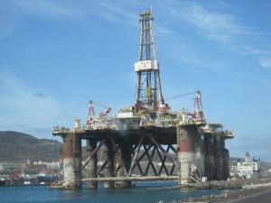 Photo of SEDCO 710 ship
