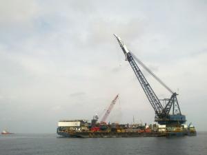 Photo of DLB264 ship