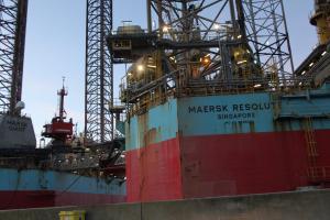 Photo of MAERSK RESOLUTE ship