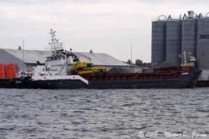 Foto del buque HAVBRIS