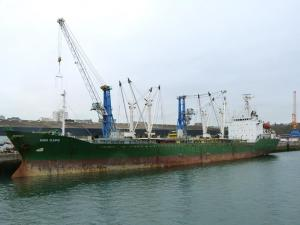 Photo of GREEN CAPE ship