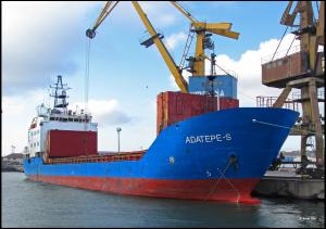 Photo of ADATEPE S ship