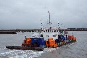 Photo of JETSED ship
