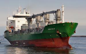 Photo of GREEN SELJE ship