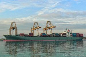 Photo of POS YANTIAN ship