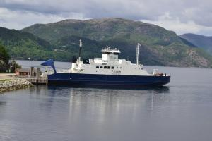 Photo of FOSEN ship
