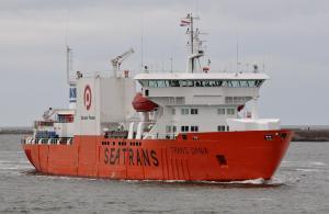 Photo of TRANS DANIA ship