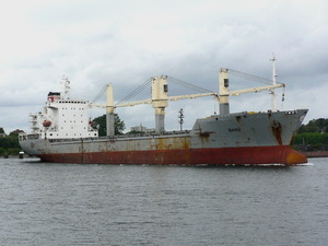 Photo of BAKU ship