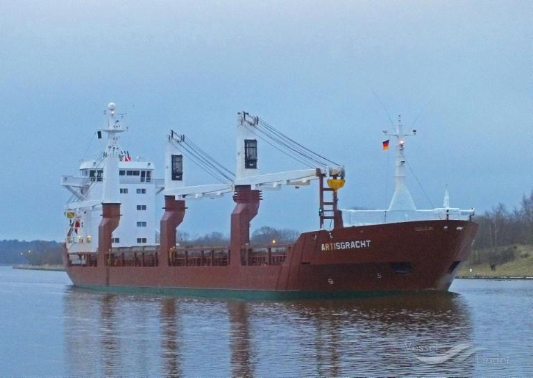 YURIY TARAPUROV (MMSI: 273381240) ; Place: Kiel_Canal