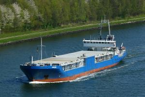 Photo of KEGUMS ship